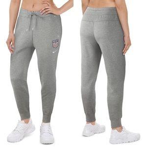 Nike USWNT Grey Tech Fleece Joggers